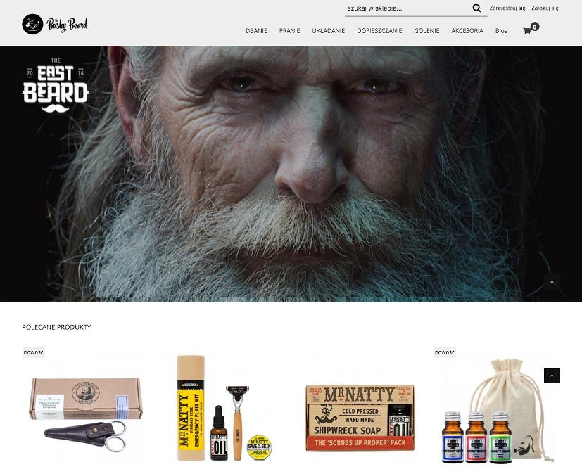 Bushy Beard Shoper