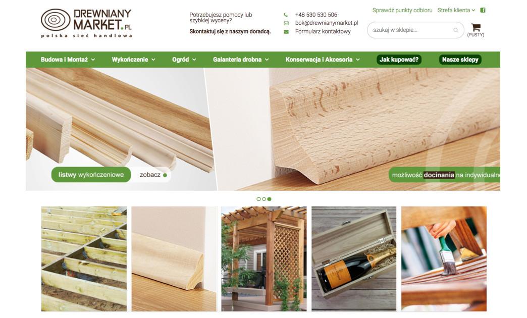 Drewniany Market Sklep Internetowy