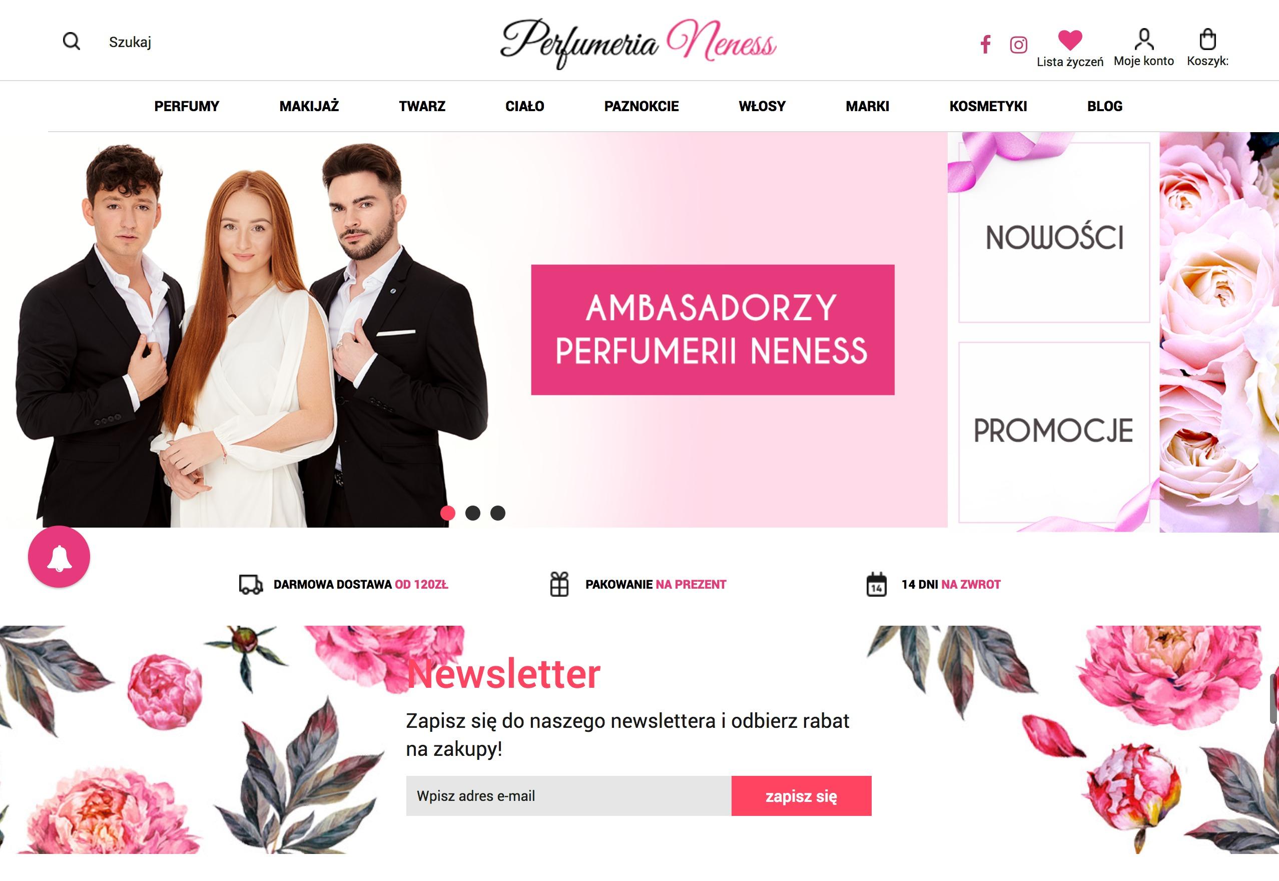 Perfumeria Sklep Internetowy