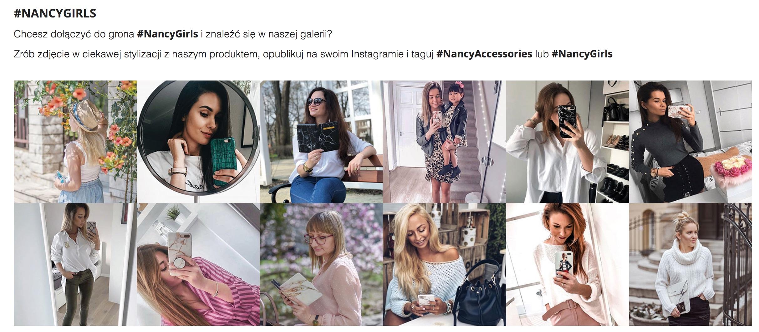 Zdjęcia klientów jako opinie w sklepie internetowym